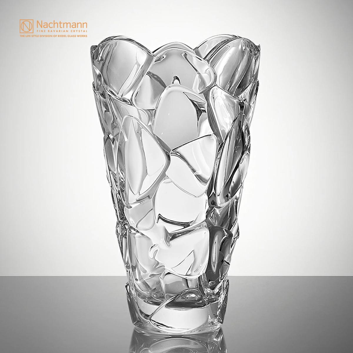 【ナハトマン公式】<ペタル> ベース 28cm(1個入)88336 【ラッピング無料】Nachtmann 花瓶 フラワーベース フラワーアレンジメント 花器 花びらモチーフ