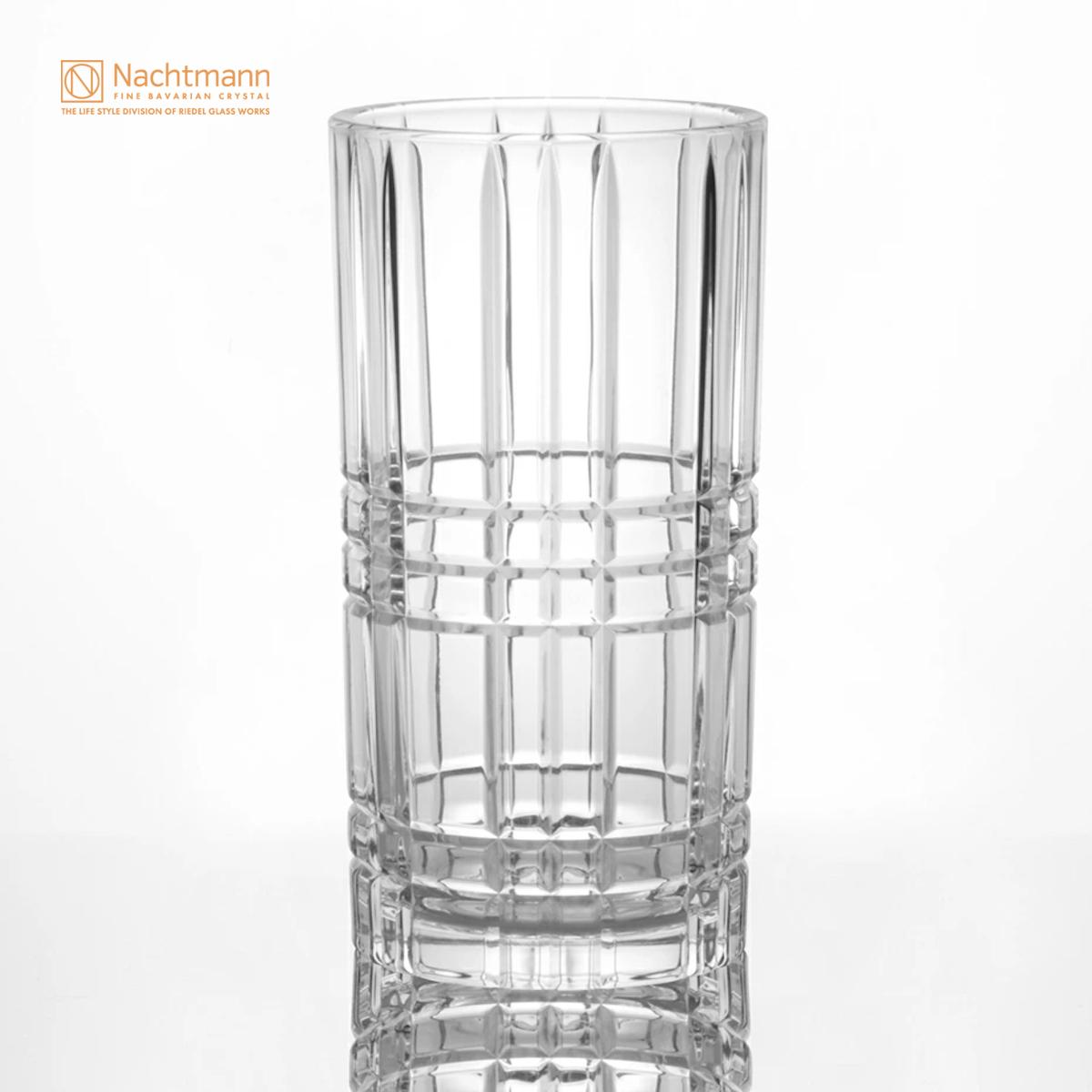 【ナハトマン公式】<スクエア> ベース 28cm(1個入)97782【ラッピング無料】Nachtmann フラワーベース 花器 花瓶 フラワーアレンジ