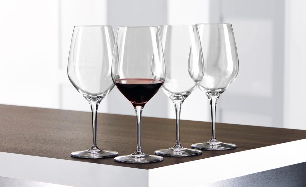 <オーセンティス> ボルドー(4個入)4400177SPIEGELAU  ワイングラス 結婚祝い ブライダルギフト 母の日 父の日 クリスマス 贈り物