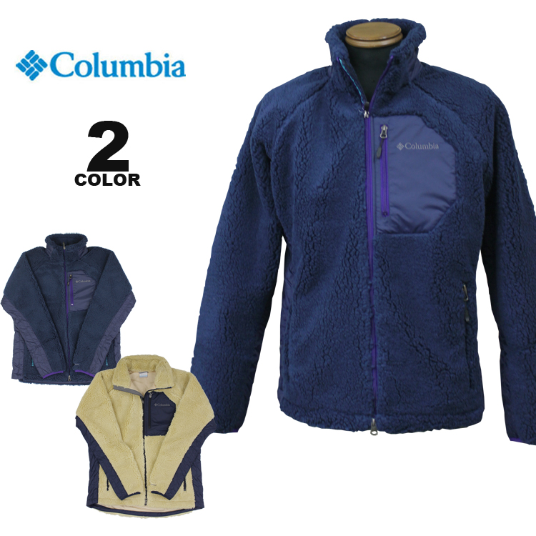 コロンビア スポーツウェア ジャケット Columbia ARCHER RIDGE FLEECE JACKET アーチャーリッジ フリース 全2色 S-XL メンズ