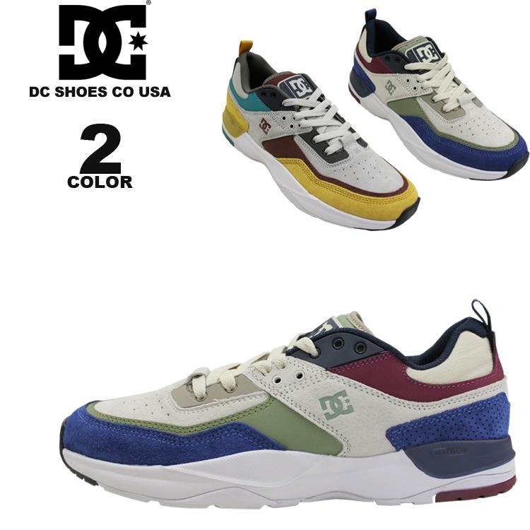 ディーシー シューズ DC SHOES E.TRIBEKA SE スニーカー メンズ 靴 フットウェア FOOTWEAR SNEAKER 全2色