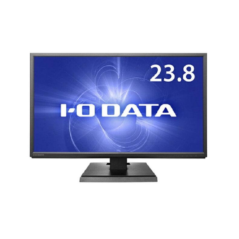 液晶ディスプレイ アイ・オーデータ機器 LCD-AH241XDB ブラック 23.8型ワイド 広視野角ADSパネル オーバードライブ 超解像技術 エンハンストカラー 画面モード