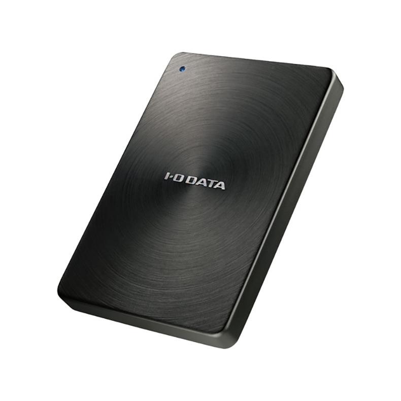 外付けHDD ポータブルハードディスク IOデータ IODATA HDPX-UTA1.0K hdpx-uta1.0k ブラック 1TB カクうす USB3.0 2.0 HDPX-UTAシリーズ 新品 送料無料