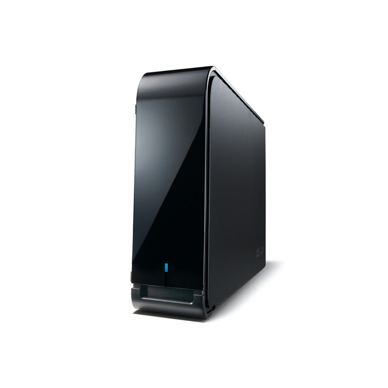 外付けHDD バッファロー BUFFALO HD-LX1.0U3D hd-lx1.0u3d ブラック 1TB 暗号化 データ HDD 盗難 紛失 次世代暗号化方式 AES256bit 暗号化回路 新品 送料無料