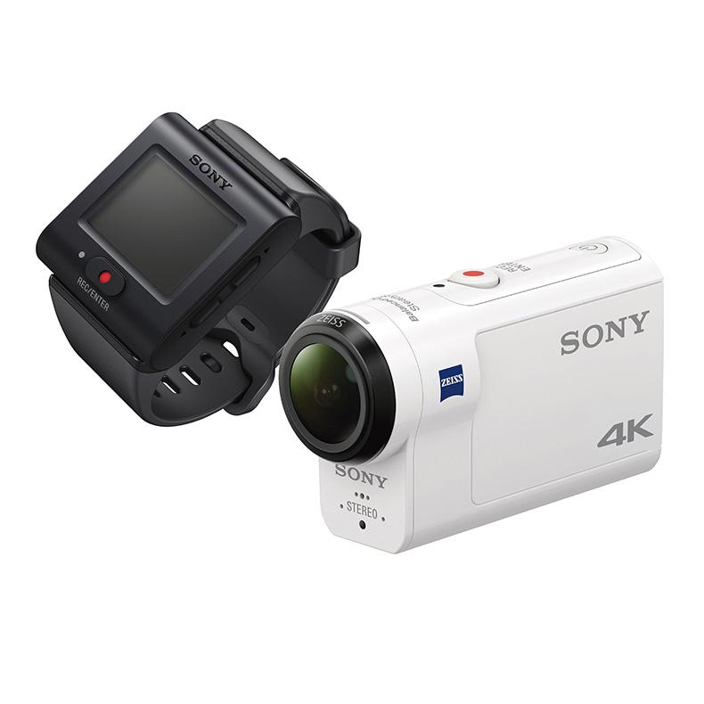 デジタルビデオカメラ アクションカム デジタル4Kビデオカメラレコーダー ソニー SONY FDR-X3000R fdr-x3000r ホワイト系 新品 送料無料