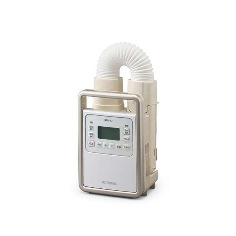 ふとん乾燥機 アイリスオーヤマ IRIS OHYAMA KFK-301 kfk-301 ホワイト系 カラリエ ハイパワー 速暖 あたため 冬 夏 ダニ対策 ロング立体ノズル 新品 送料無料
