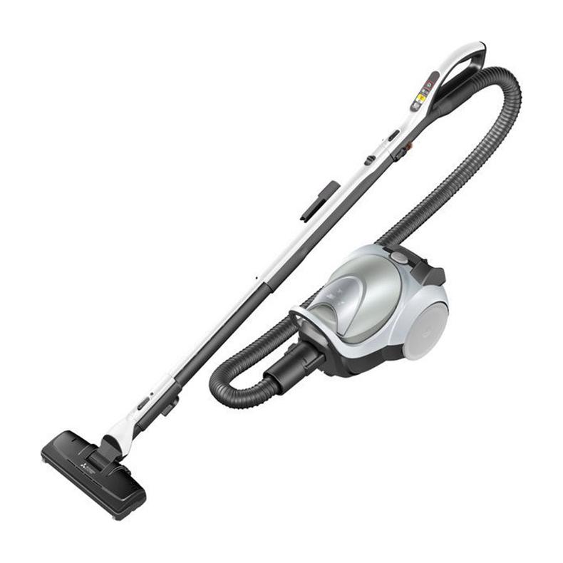 掃除機 三菱電機 Mitsubishi Electric TC-FM2X-S tc-fm2x-s ダークシルバー Be-K ビケイ 紙パック式 かるスマ 自走式パワーブラシ 新品 送料無料