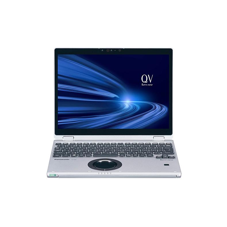 ノートパソコン パナソニック Panasonic CF-QV9HDMQR cf-qv9hdmqr ブラック&シルバー Windows 10 Pro 64ビット 12.0型 レッツノートQV 4コアCPU 新品 送料無料