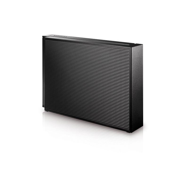 外付けHDD アイ・オー・データ機器 IODATA HDCZ-UTL4KC hdcz-utl4kc ブラック 4TB 騒音対策 背面LED テレビ録画 4K録画 診断ミレル 静音 新品 送料無料