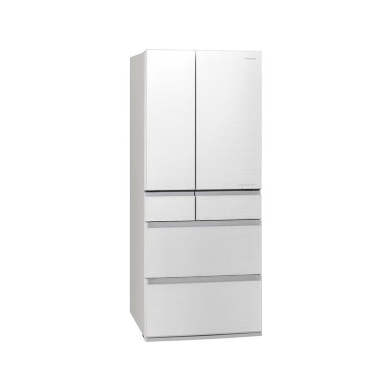 冷蔵庫 パナソニック Panasonic NR-F656WPX-W nr-f656wpx-w フロスティロイヤルホワイト 650L 観音開き フレンチドア 6ドア はやうま冷凍 新品 送料無料