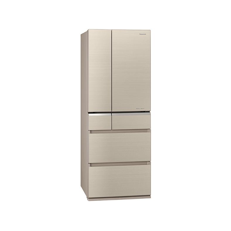 冷蔵庫 パナソニック Panasonic NR-F506XPV-N nr-f506xpv-n マチュアゴールド 501L フレンチドア 6ドア 微凍結パーシャル ワンダフルオープン 新品 送料無料