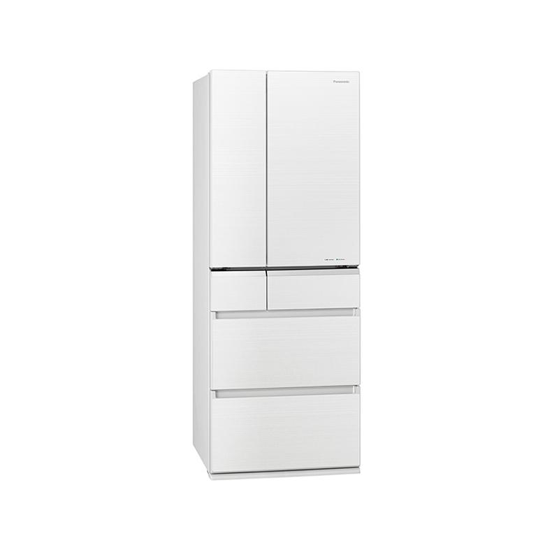 冷蔵庫 パナソニック Panasonic NR-F506XPV-W nr-f506xpv-w マチュアホワイト 501L 観音開き フレンチドア 6ドア ナノイー 微凍結パーシャル 新品 送料無料