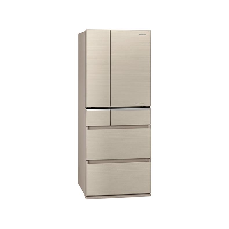 冷蔵庫 パナソニック Panasonic NR-F476XPV-N nr-f476xpv-n マチュアゴールド 470L 観音開き フレンチドア 6ドア 微凍結パーシャル ナノイー 新品 送料無料