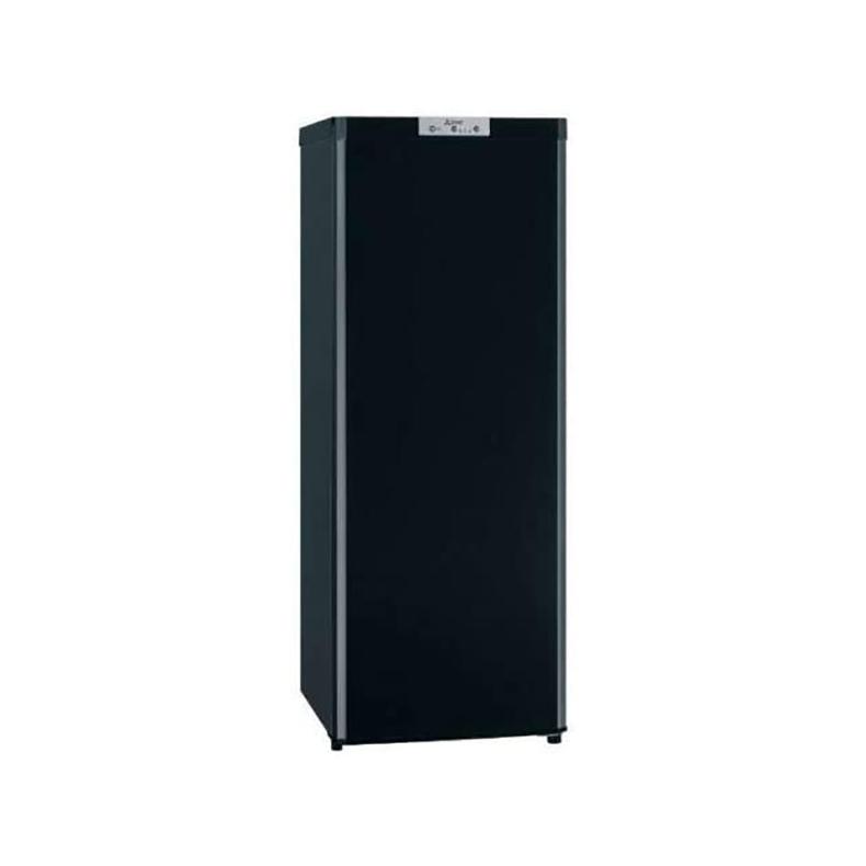 冷凍庫 ホームフリーザー 三菱電機 MITSUBISHIELECTRIC MF-U14D-B mf-u14d-b サファイアブラック 144L 右開き 1ドア ファン式 自動霜取 大容量 新品 送料無料