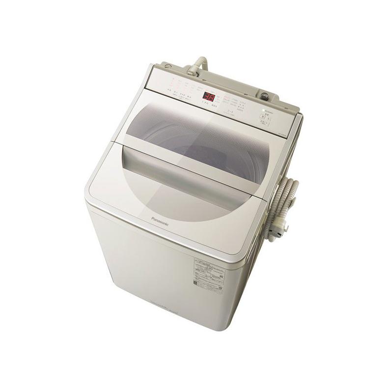 洗濯機 全自動洗濯機 パナソニック Panasonic NA-FA90H8-C na-fa90h8-c ストーンベージュ 洗濯9kg 送風乾燥 泡洗浄 パワフル立体水流 新品 送料無料