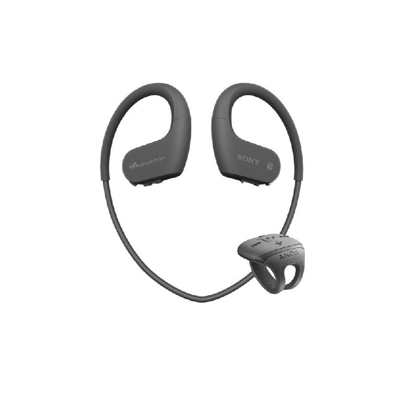 オーディオプレーヤー ウォークマン ソニー SONY NW-WS625BM ブラック Wシリーズ 内蔵メモリー16GB Bluetooth ヘッドホン スポーツタイプ 新品 送料無料