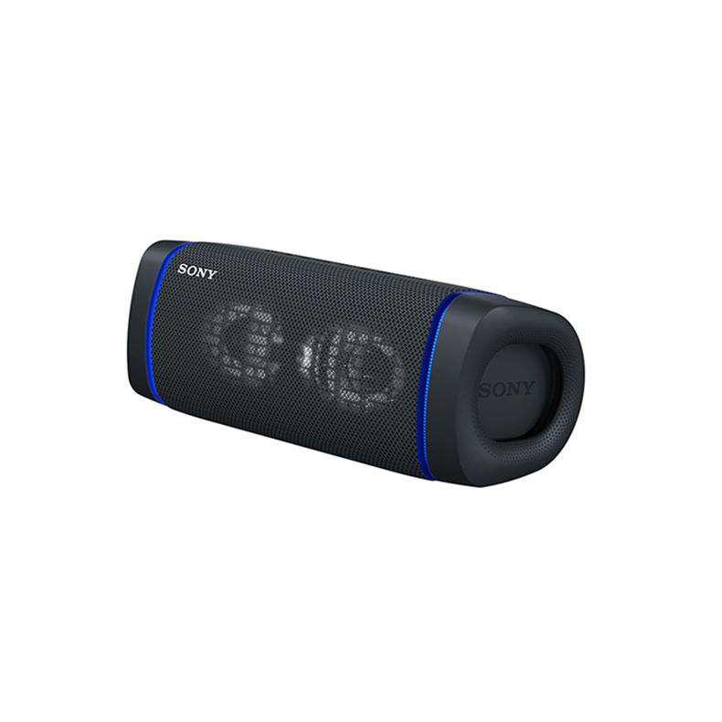 ワイヤレスポータブルスピーカー ソニー SONY SRS-XB33-B srs-xb33-b ブラック ステレオ DSEE AAC EXTRA BASS 防水 ライブサウンドモード 新品 送料無料
