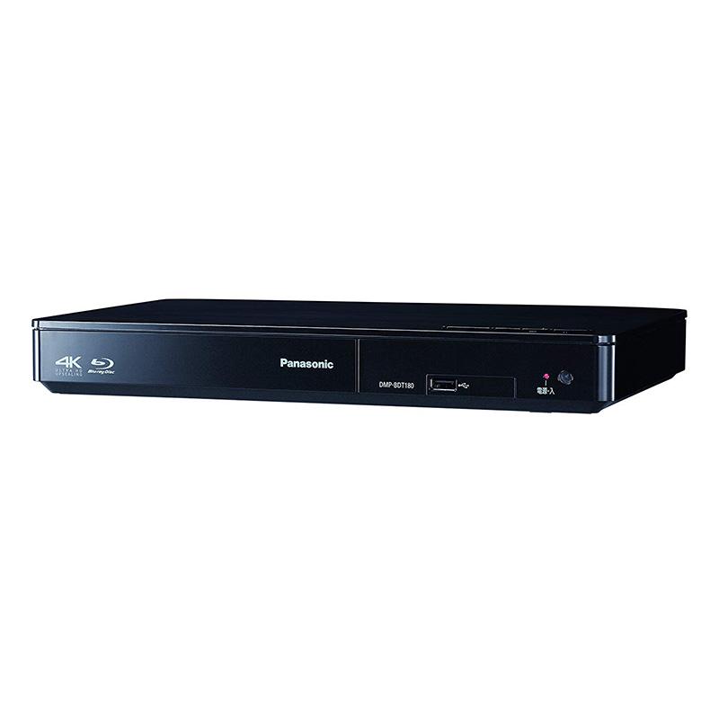 プレーヤー ブルーレイ ディスクプレーヤー パナソニック Panasonic DMP-BDT180-K dmp-bdt180-k ブラック 4K アップコンバート テレビ フルHD 新品 送料無料