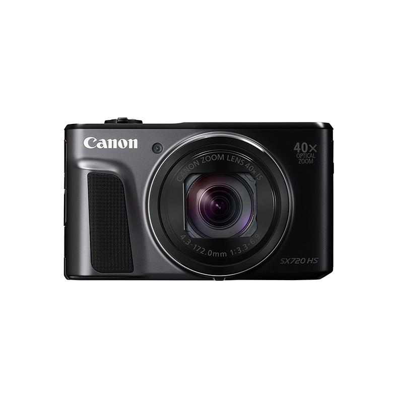 コンパクトデジタルカメラ キャノン CANON PSSX720HS BK pssx720hs bk ブラック PowerShot パワーショット 光学40倍ズーム 新品 送料無料
