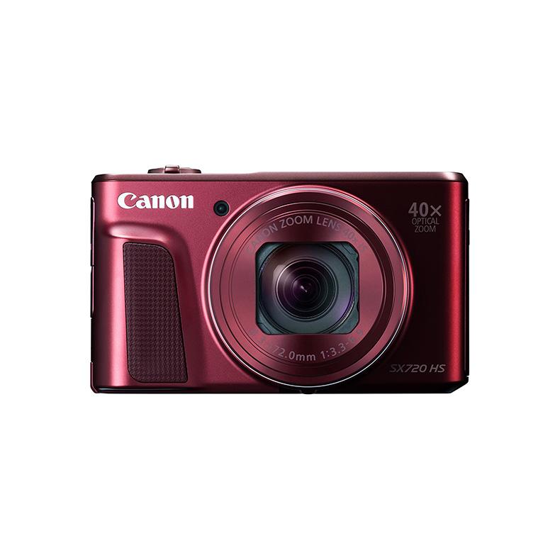 コンパクトデジタルカメラ キャノン CANON PSSX720HS RE pssx720hs re レッド PowerShot パワーショット 光学40倍ズーム 新品 送料無料