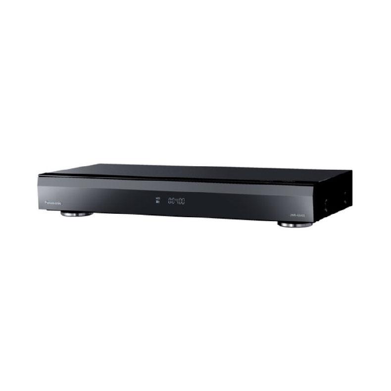 ブルーレイディスクレコーダー パナソニック Panasonic DMR-4CW400 ブラック 4TB DIGA ディーガ 4Kチューナー内蔵 4K長時間録画モード 4K解像度