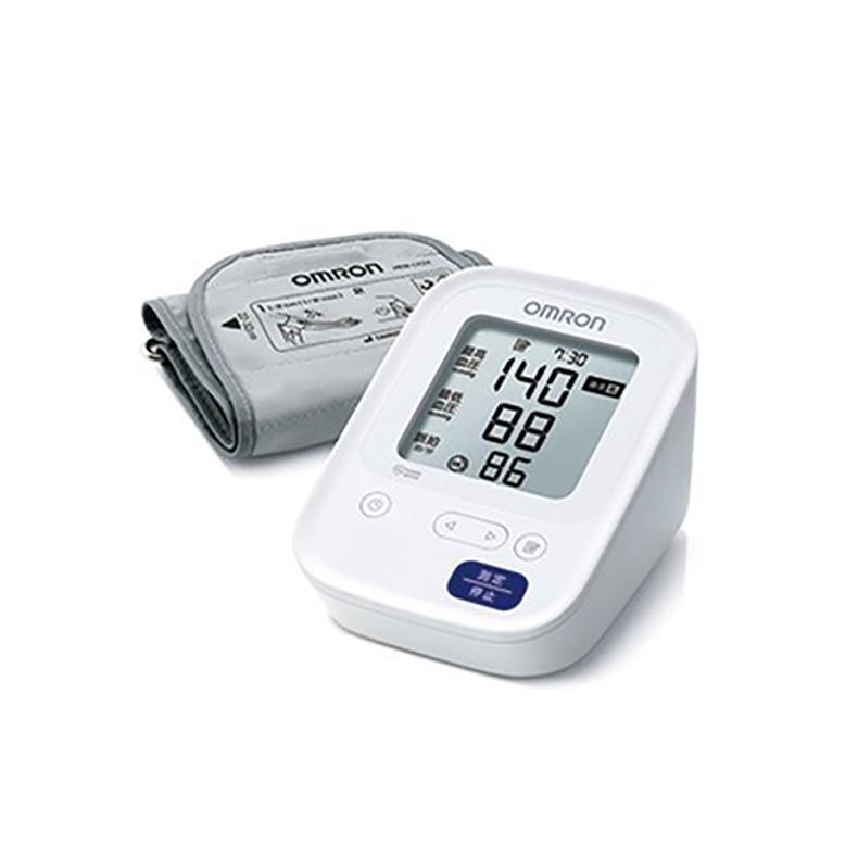 上腕式血圧計 オムロン OMRON HCR-710Y hcr-710y ホワイト系 超目玉 軟性腕帯 送料無料 カフぴったり巻きチェック アルカリ乾電池 一部地域を除く 新品 単3形 ACアダプタ