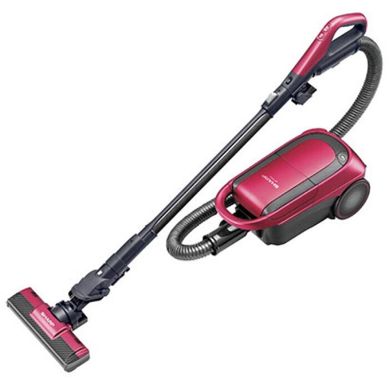 掃除機 シャープ SHARP 新品 EC-VP510-P ピンク 紙パック式クリーナー コード式 自走式ブラシ搭載 新生活 送料無料