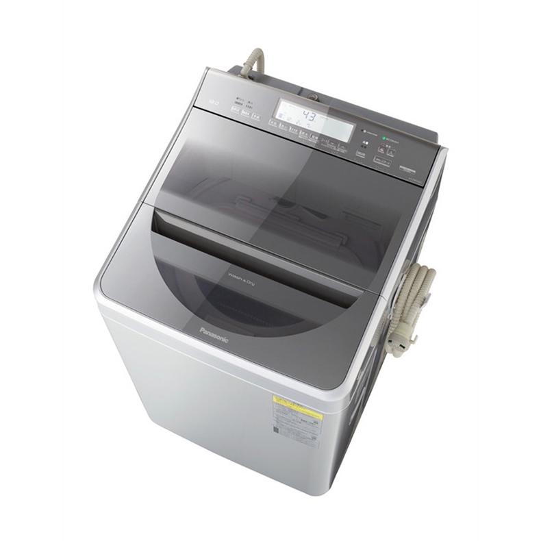 パナソニック Panasonic NA-FW120V2-S 洗濯乾燥機 シルバー 洗濯12.0kg 乾燥6.0kg パワフル滝すすぎ