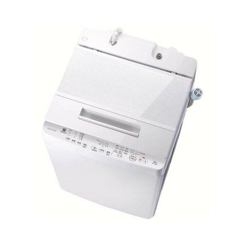 【標準設置込・送料無料】全自動洗濯機 東芝 TOSHIBA AW-10SD8 グランホワイト 洗濯10.0kg ザブーン ZABOON ウルトラファインバブル洗浄Wダブル ザブーンパル6 水流パワーボタン