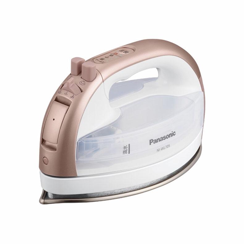 コードレススチームアイロン パナソニック Panasonic NI-WL705 ピンクゴールド