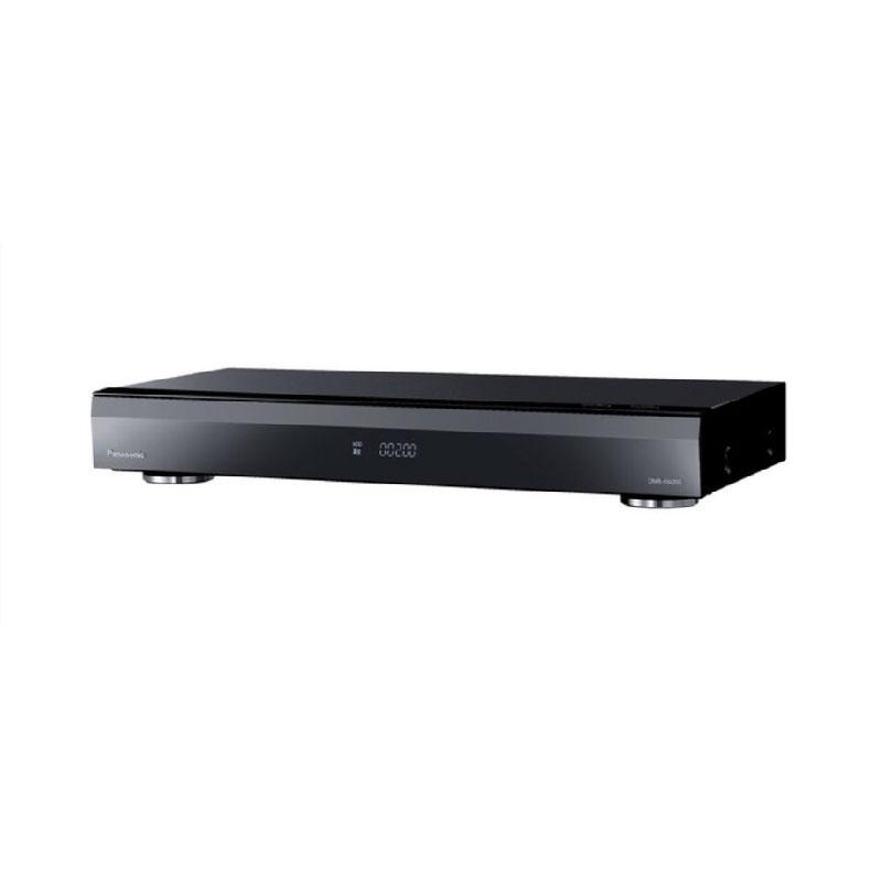 ブルーレイディスクレコーダー パナソニック Panasonic ブラック 2TB DIGA ディーガ 4Kチューナー内蔵 4K長時間録画モード 新4K衛星放送 2番組同時録画