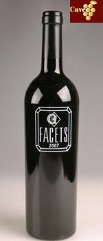 Facets of Gemstone Estate Red Blend [2007] / ジェムストーン フェイセッツ オブ ジェムストーン エステートレッド ブレンド [US][WA93][赤][5]