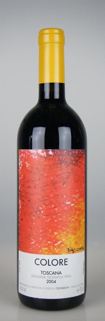 Bibi Graetz Colore [2004] / ビー・ビー・グラーツ コローレ [IT][WA93][赤][2]