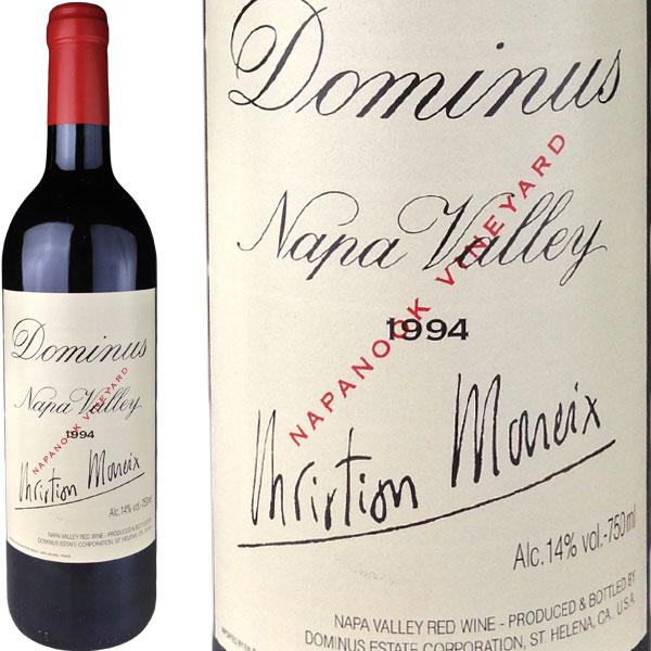 Dominus Proprietary Red Wine [1994] / ドミナス・プロプライエタリー・レッドワイン [US][WA99][赤][4]
