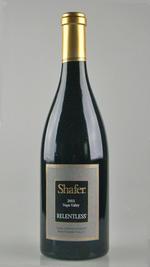 Shafer Vineyards Relentless [2003] / シェーファー シラー・リレントレス [US][WA93][赤][3]
