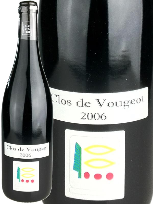 【年中無休・365日、毎日出荷。いつもお客様のそばにワインショップカーヴ】 Domaine Prieure Roch Clos de Vougeot [2006] / プリューレ・ロック クロ・ド・ヴージョ [FR][赤]