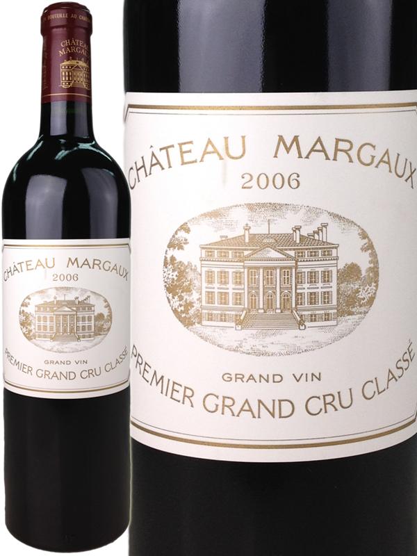 Chateau Margaux [2006] / シャトー マルゴー [FR][WA95][赤][9]