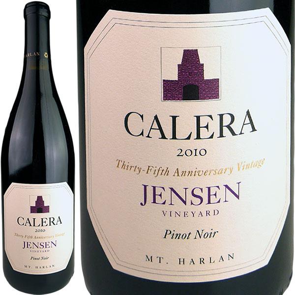 Calera Pinot Noir Jensen [2010] / カレラ ピノノワール ジェンセン [US][WA96][赤]