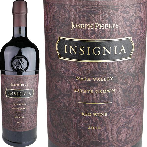 Joseph Phelps Vineyards Insignia [2010] / ジョセフ・フェルプス インシグニア [US][WA95][赤][29]
