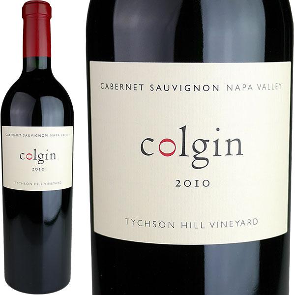 Colgin Cabernet Sauvignon Tychson Hill Vineyard [2010] / コルギン カベルネ・ソーヴィニョン ティクソン・ヒル・ヴィンヤード [US][WA96][赤][5]