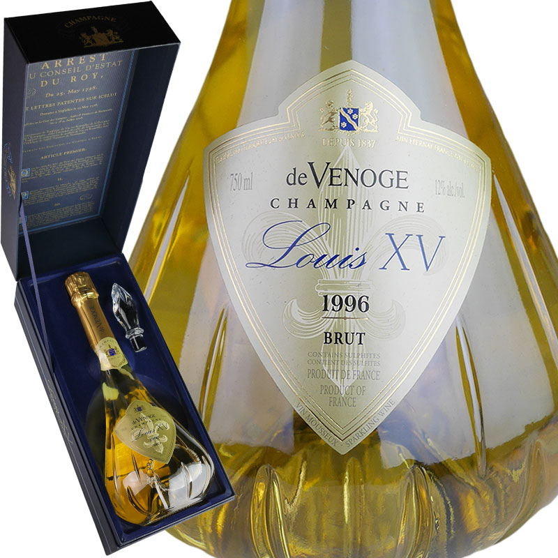 rifuku | Rakuten Global Market: De Venoge LOUIS XV [1996] / do ...