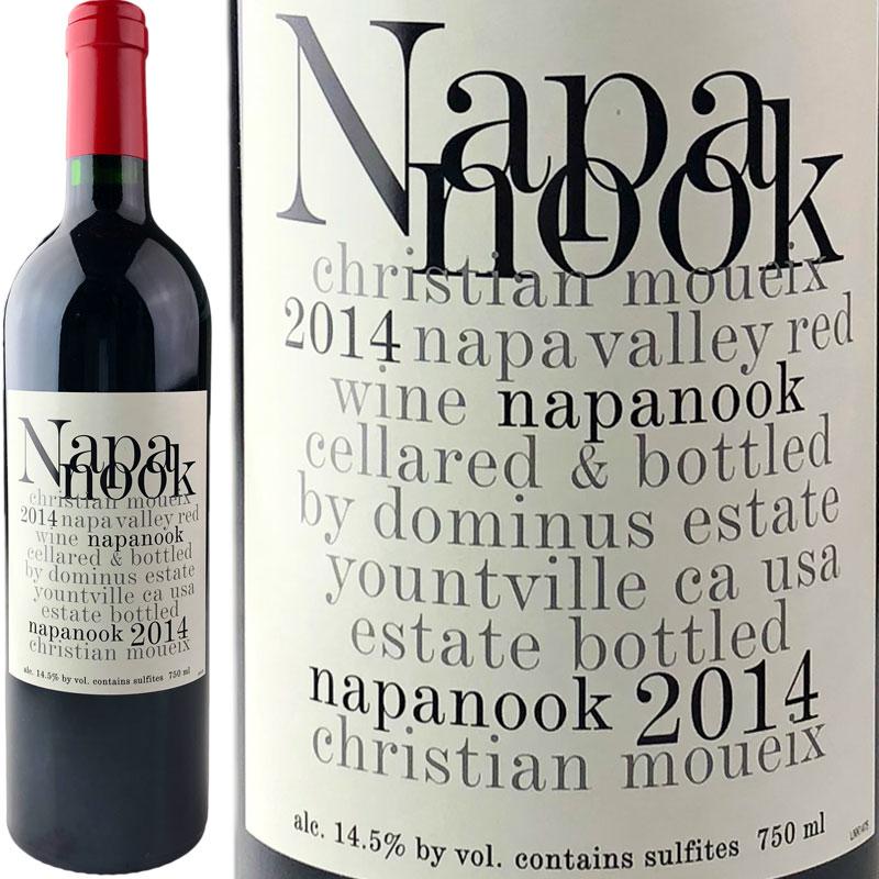 Dominus Napanook Proprietary Red Wine [2014] / ドミナス ナパヌック プロプライエタリー・レッド・ワイン [US][赤][WA92]