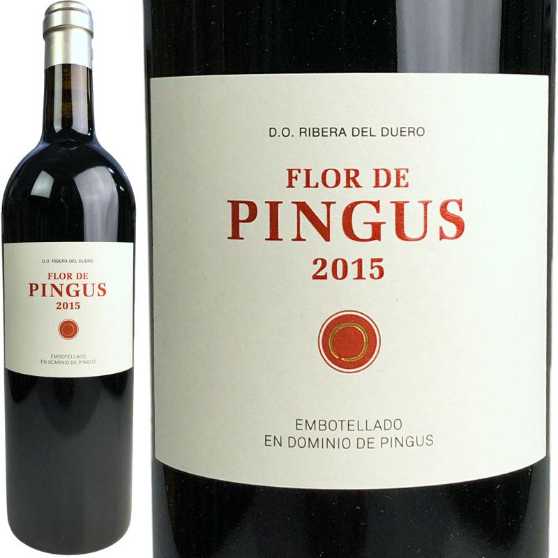 Dominio De Pingus Flor de Pingus [2015] / ドミニオ・デ・ピングス フロール・ド・ピングス [ES][赤][WA94]