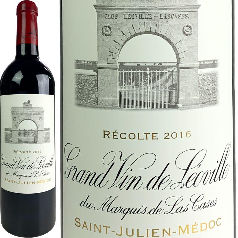 Chateau Leoville-Las Cases [2016] / シャトー レオヴィル・ラス・カーズ [FR][WAMAX][赤]