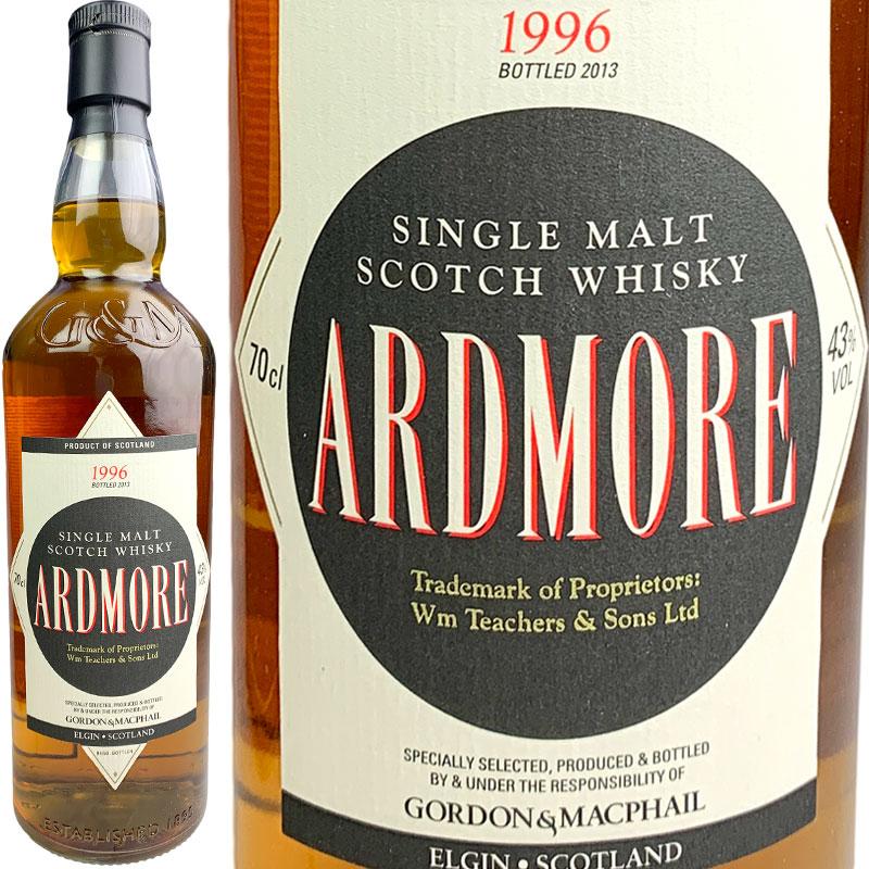 Gordon & MacPhail Ardmore [1996] / ゴードン&マクファイル アードモア [SW]