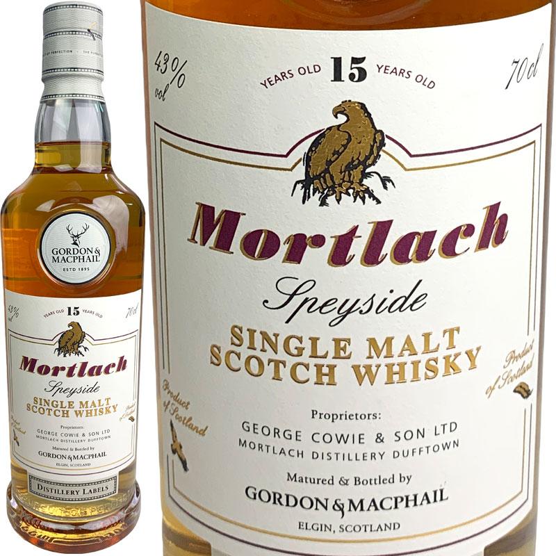 Gordon & MacPhail yo Distillery Mortlach 15 15 yo [SW]/ ゴードン&マクファイル ディスティラリー モートラック 15年 [SW], タイヤガレージマインド:218bd1b0 --- pixpopuli.com