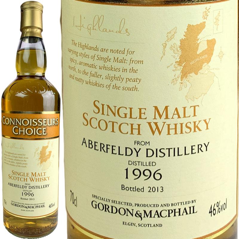 Gordon & MacPhail Connoisseurs Aberfeldy [1996] / ゴードン&マクファイル コニサーズチョイス アバフェルディ [SW]