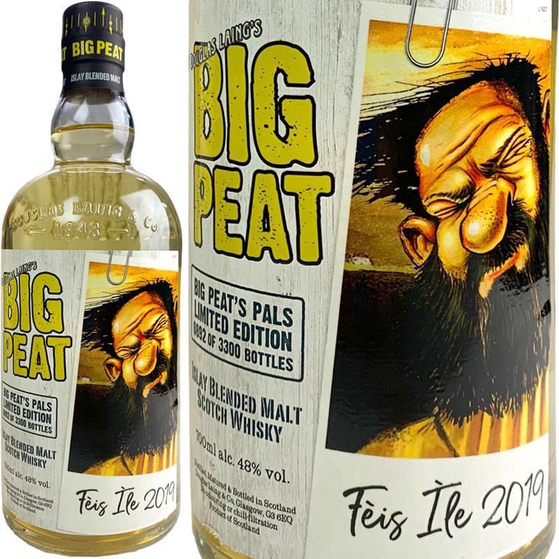 Douglas Laing Blended Malt Big Peat Feis Ile 2019 / ダグラスレイン ブレンデッドモルト ビッグ ピート フェス アイラ 2019 [SW]