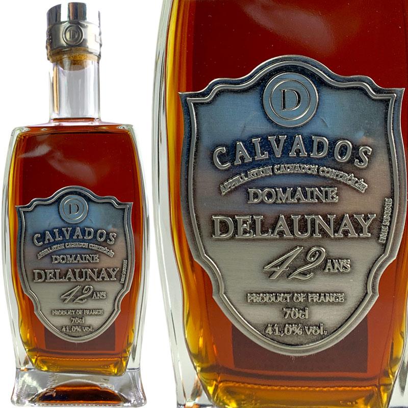 Domaine Delaunay Calvados 42 yo Decanter / ドメーヌ ドロネー カルバドス 42年 デキャンタ [BCa]