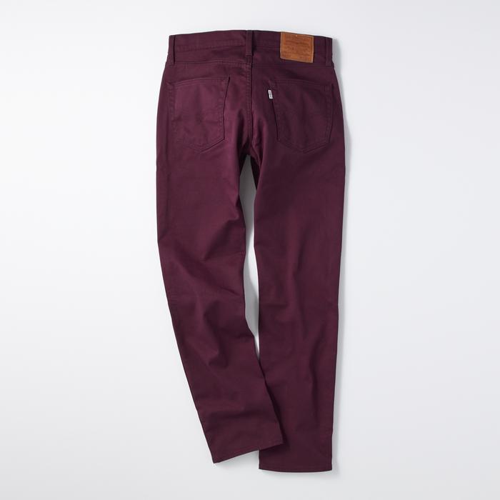 Levi's暖かいジーンズ502WARMテーパードパンツメンズRight on ライトオン 29507 0541 Levi's リーバイスlTF1J3cuK